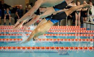 OTSE DELFI TV-s | Eesti juunioride ja noorte lühiraja meistrivõistlused ujumises