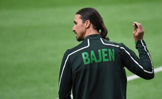 Zlatan Ibrahimovic andis positiivse koroonatesti