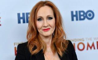 """""""Harry Potteri"""" autor J.K. Rowling tunnistas, et on kõiki koroona sümptomeid kogenud: abikaasa soovitas mitte testida"""