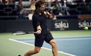 """Läti tennisetäht sõimas French Openil fotograafi: """"Prantsuse t**a!"""""""