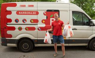 В Barbora вернулись к исключительно бесконтактной доставке и повысили меры безопасности