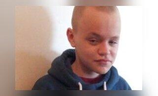 ФОТО | Полиция просит помощи в поисках 14-летнего Даниила