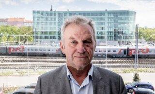 Грандиозные планы Eesti Raudtee: скоростной поезд в Санкт-Петербург, а также новые линии в Псков и Москву