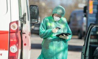 У председателя горсобрания Кохтла-Ярве диагностирован коронавирус, сотрудники управы — на карантине