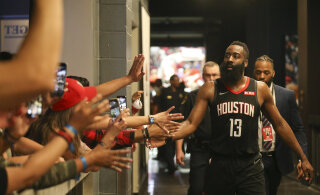 VIDEO | James Harden kordas punktirekordit!