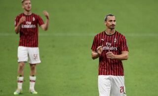 Zlatan Ibrahimovic hoiatas Milani: sellises olukorras on ebatõenäoline, et näete mind veel järgmisel hooajal