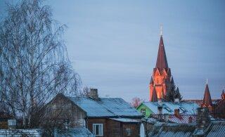 Eesootav nädal võib öösiti tuua katustele lumekirme, kuid päevad kostitavad soojakraadidega