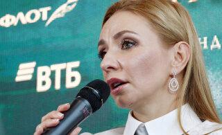 Жена пресс-секретаря Путина удивила поклонников растяжкой
