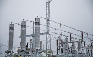 Põlvamaal on tormi tõttu üle 2500 majapidamise elektrita, katkestusi ka mujal Eestis