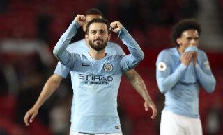 Manchester City püstitas võimsa väravarekordi