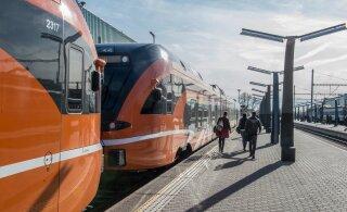 Из-за ремонтных работ изменятся расписания движения поездов в Палдиски и Клоогаранд