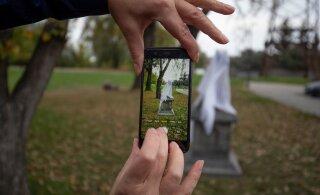 ВИДЕО | Читатель RusDelfi — о памятнике Жорику: кто-то должен обратить на это внимание, пока не случилось неприятное