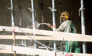 Swedbank: последствия коронакризиса только начинают сказываться на строительном секторе