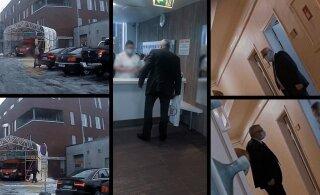 ВИДЕО | Пойман с поличным! Генконсул РФ тайно получил уже две дозы вакцины от COVID-19 в Ида-Вируской центральной больнице