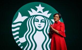 Kohvihiid Starbucks läks Eesti ettevõtja vastu kohtusse