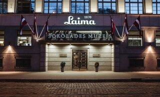 Эстонская фирма построит новую шоколадную фабрику Laima в Латвии