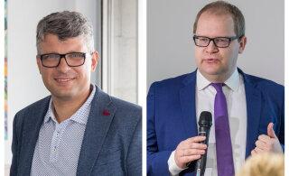 Санкции в сторону России, а не президента: реформист Паэт и центрист Корб одобряют приглашение Владимира Путина в Тарту