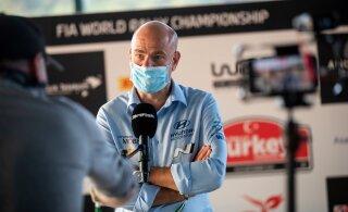 Tänaku tiimi bossi kahtlustatakse Monza WRC-ralli õõnestamises