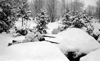 """Оказывается, вчера при -30 было еще """"тепло"""". А вот в 1940 году, во время Зимней войны…"""