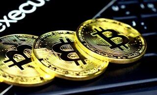 Rekordiliselt 8,9 miljardi väärtuses Bitcoini liigutati ühe tunni jooksul