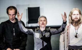 Jaan Tooming toob Tartus lavale kummalise saatusega näidendi Kaupost ja Lembitust