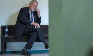 Признанного виновным в коррупции бывшего депутата Рийгикогу лишили спецпенсии