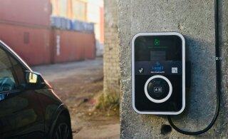Eesti ettevõte pakub tasuta elektriautolaadijaid: maksa vaid elektri eest