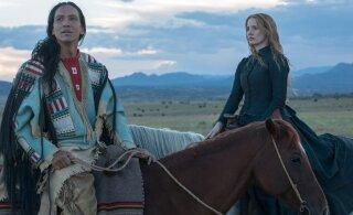 """Ajalooline western """"Woman Walks Ahead"""" – kui palju sellest on tõsi?"""