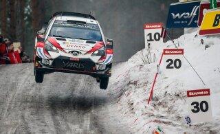 Rootsi ralli tuli WRC sõitjatele vastu ning tegi oodatud sammu