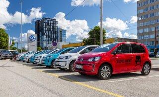 Автопарк ELMO rent пополнился новыми электромобилями Volkswagen