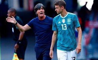 СЕГОДНЯ: Соперник эстонских футболистов Германия сыграет с Сербией