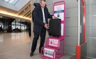 Tallinnast lendav odavlennufirma kergitas märkamatult äraantava pagasi hindu