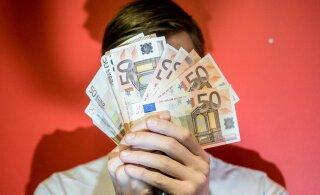Uuring: oleme kümne aastaga rikkamaks saanud, aga ise seda ei tunneta