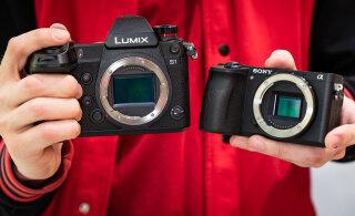 SUUR VÕRDLUS | Täis- või poolkaader – kumb kaamera on minu jaoks õige?
