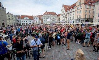 ФОТО: На Ратушной площади состоялось открытие сезона ученических дружин