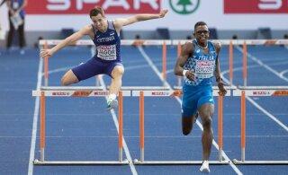 Soomlane heitis vägeva rekordi, Jagor tegi tõkkejooksus hooaja avastardi