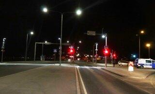 Полиция просит помощи свидетелей ДТП в Ласнамяэ