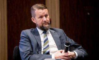 President nimetas Eesti uueks suursaadikuks Soomes Sven Sakkovi