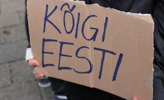 """Inimõiguste blogi asutaja: valge süda kui moraalne kompass - praegune protest ei ole ainult """"liberastide"""" eralõbu"""