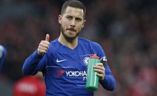 Hispaania meedia: Hazardi liitumine Madridi Realiga saab teoks lähipäevadel