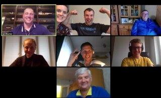 DELFI NUTITURNIIR | Turniiri võitis Gerd Kanteri meeskond Tiim75+