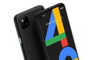 Google'i uued telefonid: lipulaev Pixel 5 ja hea, aga odav Pixel 4a