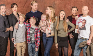 ARVUSTUS | Nutt ja naer kärgpere elutoas ehk Õnne 13 Rootsi moodi