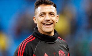 Manchester Unitedis põrunud ründetäht lahkub klubist