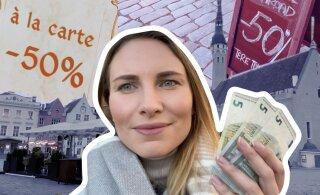 VIDEO | Kriis lammutab vanalinna menurestoranides. Vaatame, kas hinnad on langenud kohalikele taskukohaseks!
