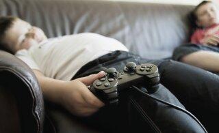 ГРАФИК | Доля детей с избыточным весом в Эстонии постоянно растет