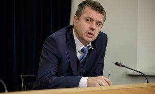 Рейнсалу призвал Европу продлить санкции в отношении России
