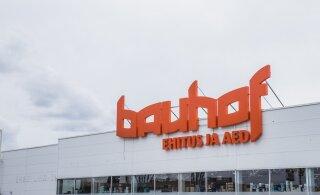 В Bauhof сотрудница магазина получила травмы, когда на нее упали стройматериалы