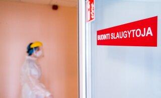 В Литве новый антирекорд: за сутки 950 заболевших коронавирусом, шесть человек скончались