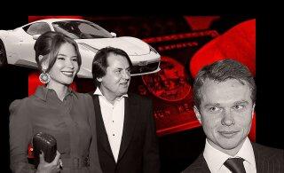 Отмывание денег и фиктивный развод? Сделки Татьяны Ликсутовой с кредитной картой российского олигарха вызвали в США подозрения